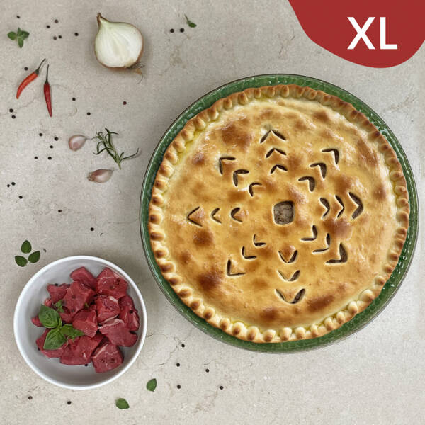 Fiddjin - Extra Large Ossetian pie with minced beef