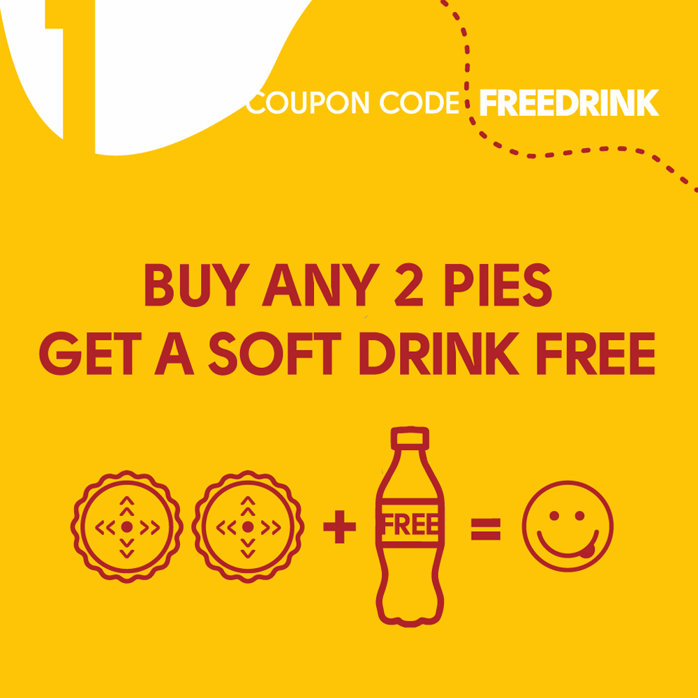 Free Soft Drink deal