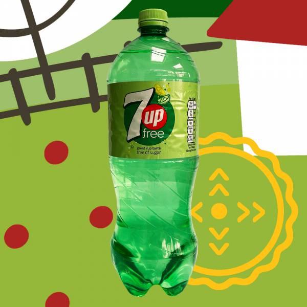 Salanti - 7UP soft drink