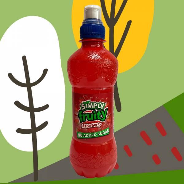 Salanti - Simply Fruity drink