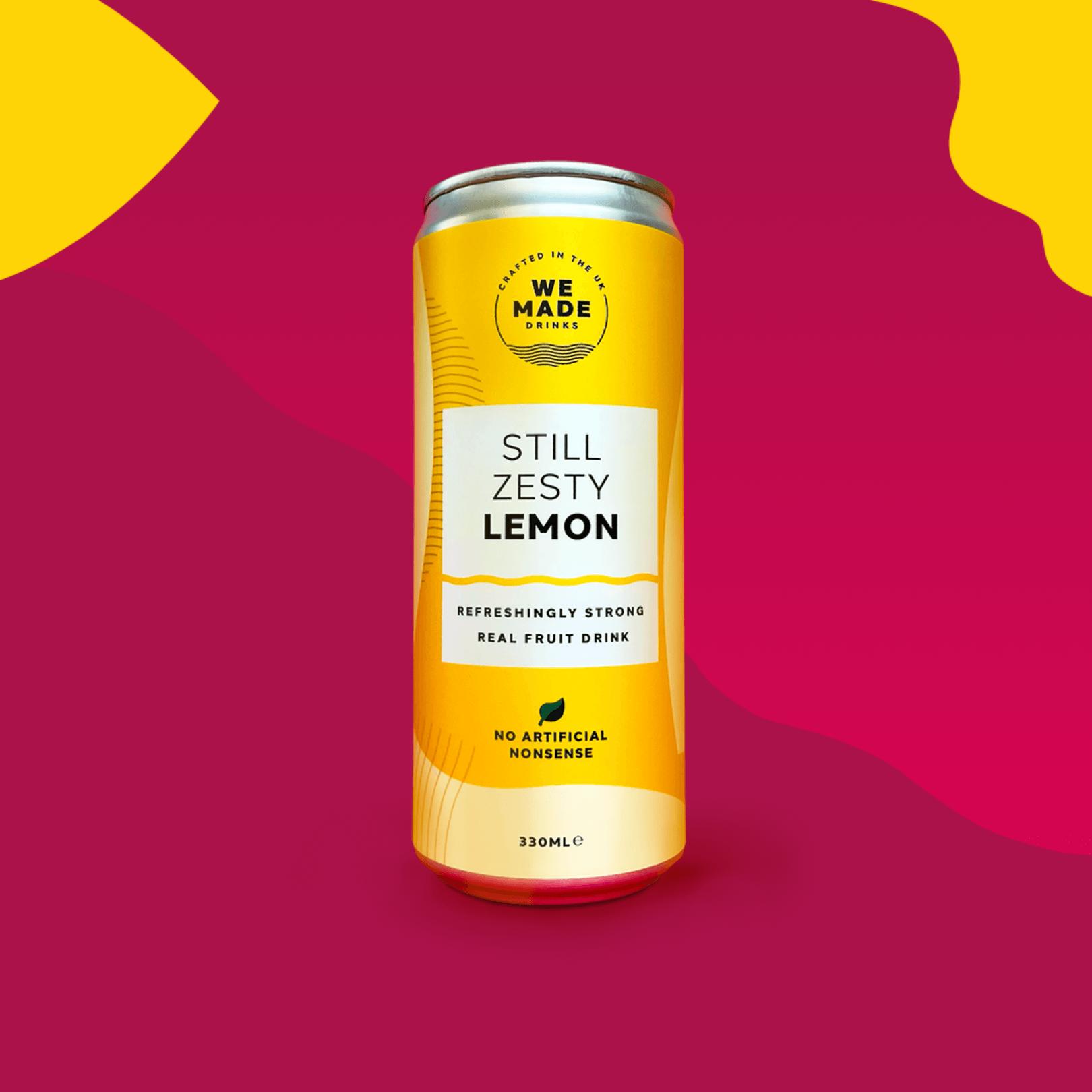 Still Zesty Lemon